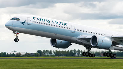 B-LXK - Cathay Pacific Airbus A350-1000