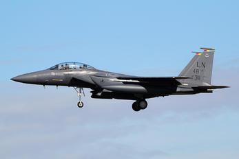 91-311 - USA - Air Force McDonnell Douglas F-15E Strike Eagle
