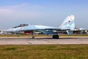 11 - Russia - Air Force Sukhoi Su-35S aircraft