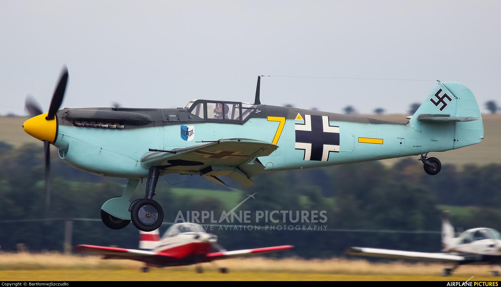 Air Leasing Ltd G-AWHM aircraft at Duxford
