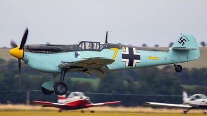 G-AWHM - Air Leasing Ltd Hispano Aviación HA-1112 Buchon