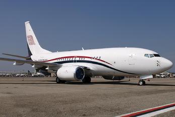 T7-MAK - Private Boeing 737-800 BBJ