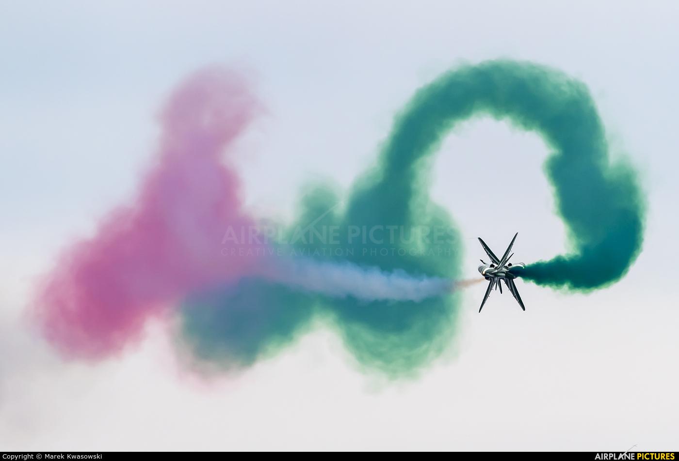 Saudi Arabia - Air Force: Saudi Hawks 8816 aircraft at Gdynia- Babie Doły (Oksywie)