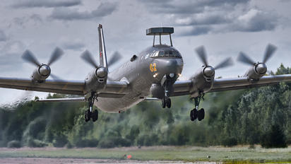 02 - Russia - Navy Ilyushin Il-38
