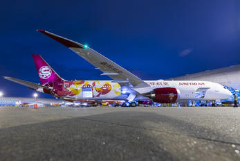 B-20D1 - Juneyao Airlines Boeing 787-9 Dreamliner