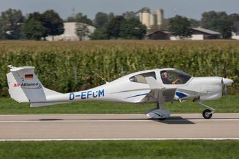 D-EFCM - Private Diamond DA 40 Diamond Star