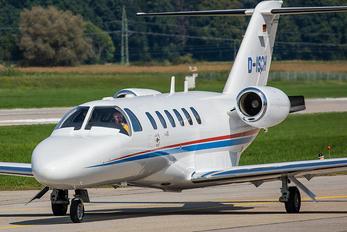 D-ISCH - Private Cessna 525A Citation CJ2