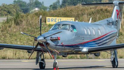 OH-MUG - Private Pilatus PC-12