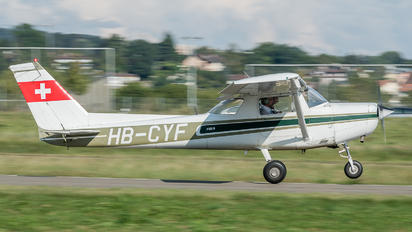HB-CYF - Private Reims F152