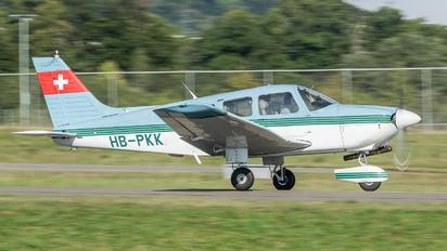HB-PKK - Private Piper PA-28 Archer