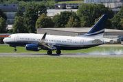N737LE - Polaris Aviation Boeing 737-700 BBJ aircraft
