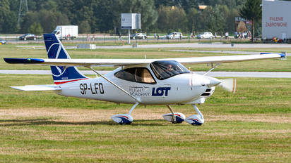 SP-LFD - euroLOT Tecnam P2008JC