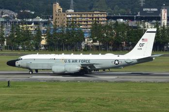 62-4128 - USA - Air Force Boeing RC-135 cobra ball