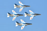 26-5692 - Japan - ASDF: Blue Impulse Kawasaki T-4 aircraft