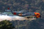 G-BWYK - Private Yakovlev Yak-50 aircraft