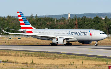 N291AY - American Airlines Airbus A330-200