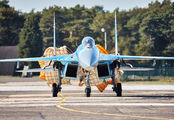 39 BLUE - Ukraine - Air Force Sukhoi Su-27 aircraft
