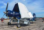 NX83JC - Private Goodyear FG Corsair (all models) aircraft
