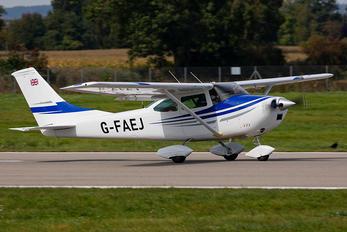 G-FAEJ - Private Cessna 182 Skylane (all models except RG)