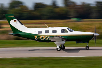 D-ERCW - Private Piper PA-46 Malibu / Mirage / Matrix