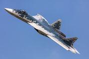 054 - Sukhoi Design Bureau Sukhoi Su-57 aircraft