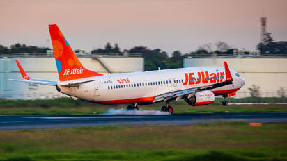 HL8303 - Jeju Air Boeing 737-800