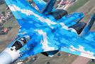 #5 Ukraine - Air Force Sukhoi Su-27P 39 taken by Jaco Spruyt