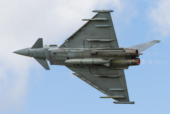 ZJ931 - Royal Air Force Eurofighter Typhoon F.2