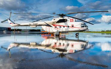 RA-25402 - Lukoil-Avia Mil Mi-8MTV-1