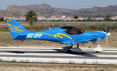 EC-ZFF - Private Vol Mediterrani VM-1 Esqual