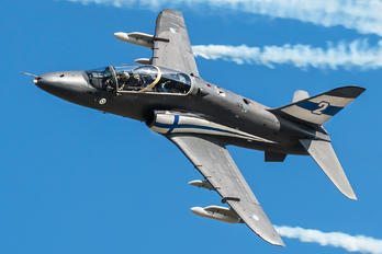 HW-357 - Finland - Air Force: Midnight Hawks British Aerospace Hawk 51
