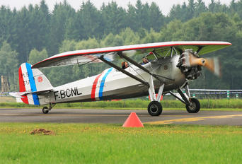 F-BCNL - Private Morane Saulnier MS.317