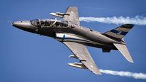 HW-357 - Finland - Air Force: Midnight Hawks British Aerospace Hawk 51 aircraft