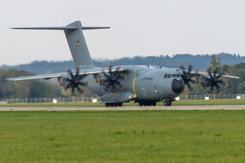 54+16 - Germany - Air Force Airbus A400M