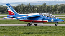 "E44 - France - Air Force ""Patrouille de France"" Dassault - Dornier Alpha Jet E aircraft"