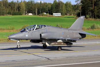 HW-320 - Finland - Air Force: Midnight Hawks British Aerospace Hawk 51