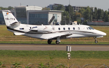 YR-TYA - Toyo Aviation Cessna 560XL Citation XLS