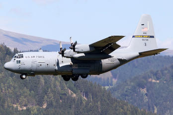 95-6709 - USA - Air National Guard Lockheed HC-130H Hercules