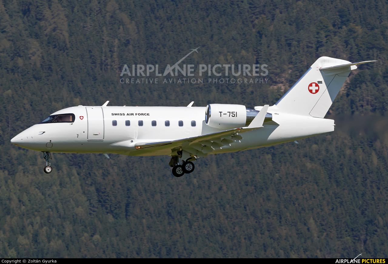 Switzerland - Air Force T-751 aircraft at Zeltweg