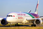 CN-RGY - Royal Air Maroc Boeing 787-9 Dreamliner aircraft