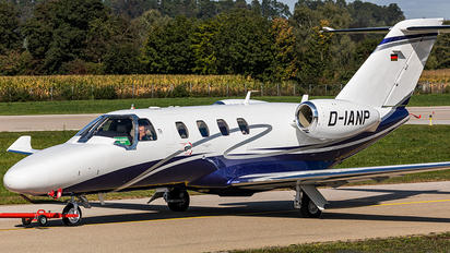 D-IANP - Private Cessna 525 CitationJet M2
