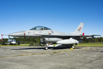 675 - Switzerland - Air Force General Dynamics F-16AM Fighting Falcon