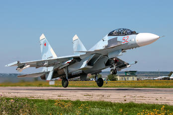 52 - Russia - Air Force Sukhoi Su-30SM