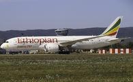 Rare visit of Ethiopian B787 to Bratislava title=