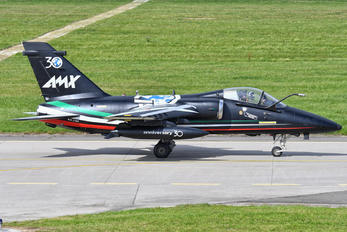 MM7184 - Italy - Air Force AMX International A-11 Ghibli
