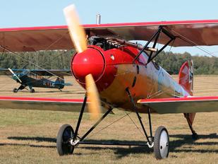 OO-SMA -  Albatros D.Va