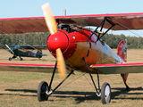 OO-SMA -  Albatros D.Va aircraft