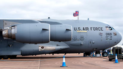 99-0169 - USA - Air Force Boeing C-17A Globemaster III