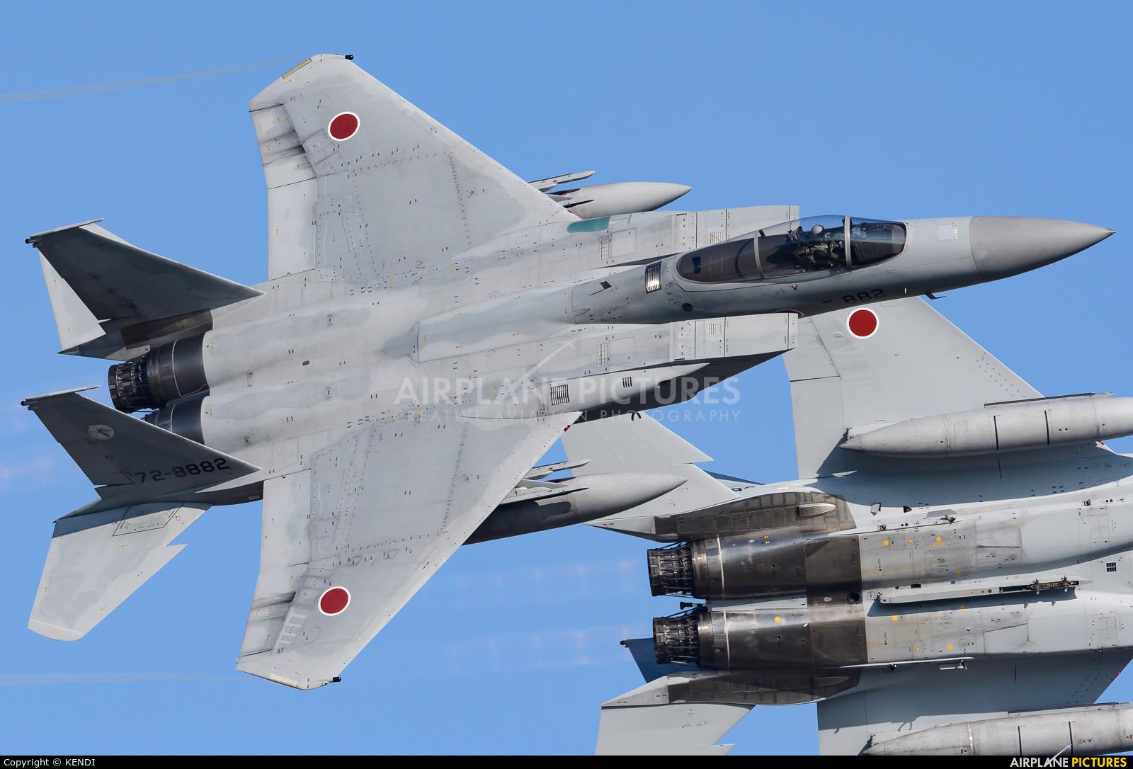 Japan - Air Self Defence Force 72-8882 aircraft at Komatsu