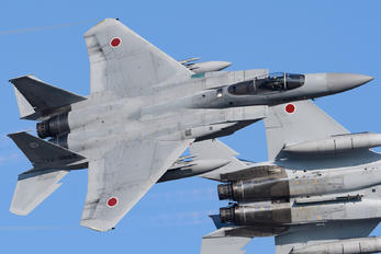 72-8882 - Japan - Air Self Defence Force Mitsubishi F-15J